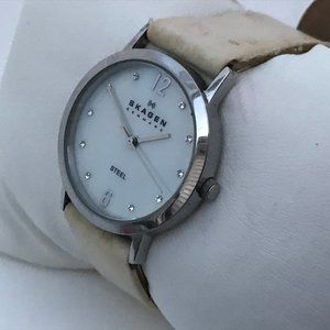 Skagen Denmark Steel Women Watch Analog Wrist Watc